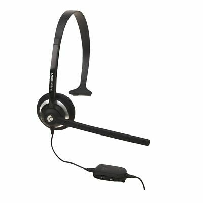 Plantronics On-ear Phone Headset Black M214C