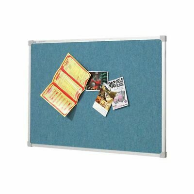 NEW Penrite Fabric Boards Premium Blue 1200x900mm Menu Board