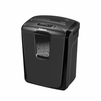 NEW Fellowes Paper Shredder Cross Cut Personal Shredder Slicer M-8