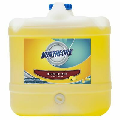 Northfork Disinfectant Lemon 15L