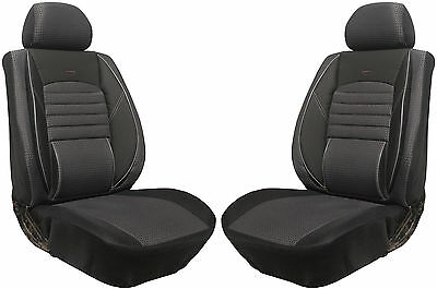 Custom Made Car Seat Covers Mercedes Vito W639 For Two Single Front Seats