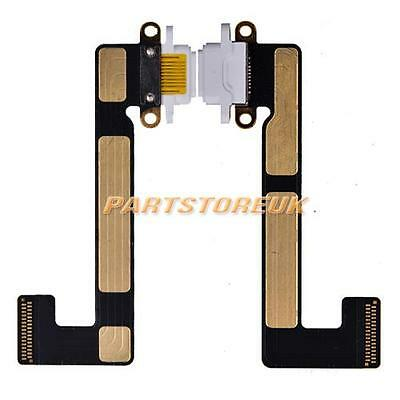 White Charger Charging Port Connector Flex Cable Ribbon For Apple iPad Mini 2