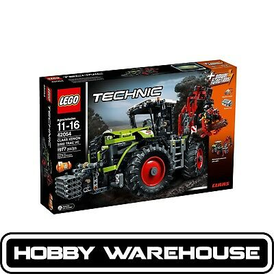 LEGO 42054 Technic CLAAS XERION 5000 TRAC VC (BRAND NEW SEALED)