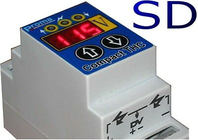 Compact THC SD ( Proma - Elektronika Step/Dir Generator ) Torch Hight Controller