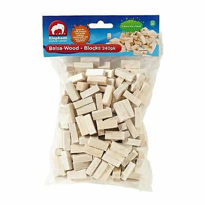 ELC Balsa Wood Blocks 240 Pack