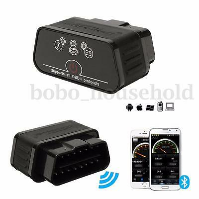 KW903 ODB2 II Car Diagnostic Scanner Code Reader Bluetooth For Android