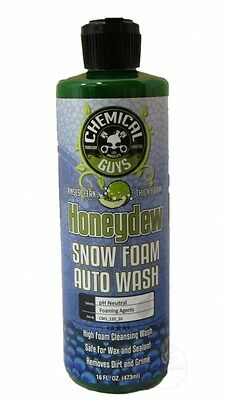 Chemical Guys HoneyDew Snow Foam Super Foam Auto Wash 473 ml