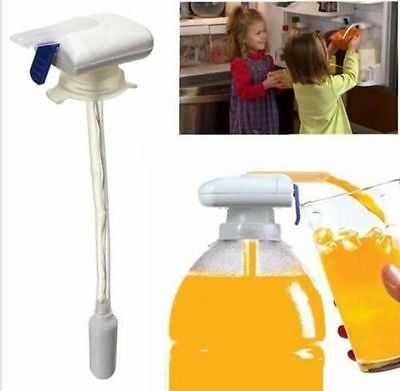 Magic Spill Proof Electric Automatic Tap Water & Drink Dispenser Beverage New