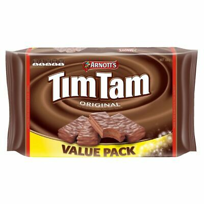Arnott's Chocolate Tim Tam Value 330g Pack