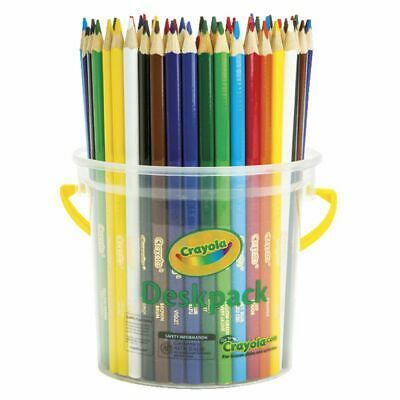 Crayola Triangular Pencils 48 Deskpack