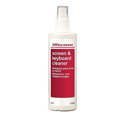 Office Depot Screen and Keyboard Cleaner 250ml