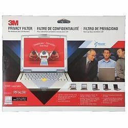 3M 14 Inch Wide Screen Privacy Filter