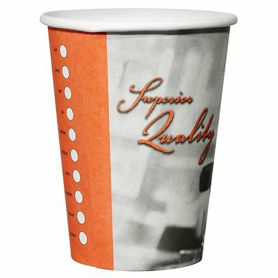 NEW Star Services 340ml Printed Double Wall Paper Cups 1000 Pack Disposable Cups