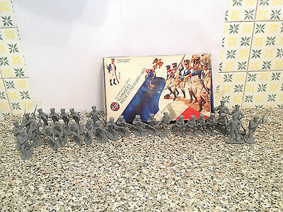 Airfix 51463 Waterloo French Infantry Serie Completa 29 Pz Scatola Scala 1/32
