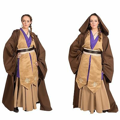 Jedi Custom Cosplay Sith Lord Halloween Costume Female Star Wars Adult Librarian