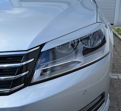 Volkswagen Passat B7 3C - Eye brows