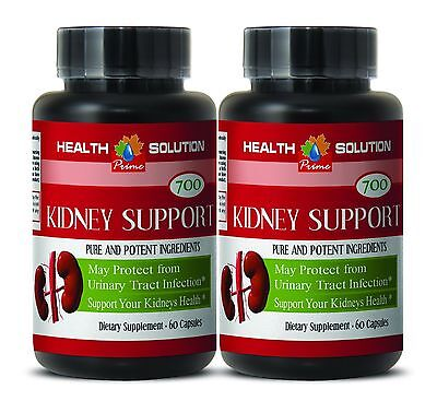 Urinary Cleanse - KIDNEY SUPPORT 700MG - Provides a Strong Body Flush - 2Bot