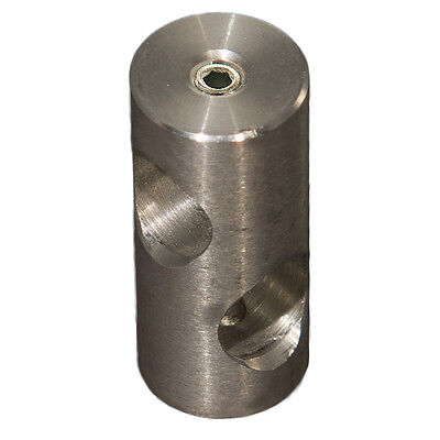 Lee Engineering Stainless Steel Closed Lab Rod Connector