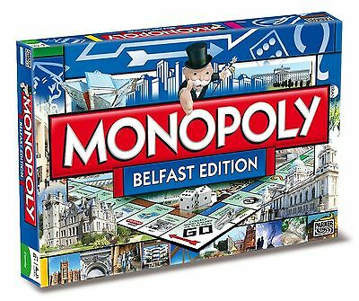 Monopoly: Belfast Northern Ireland Edition