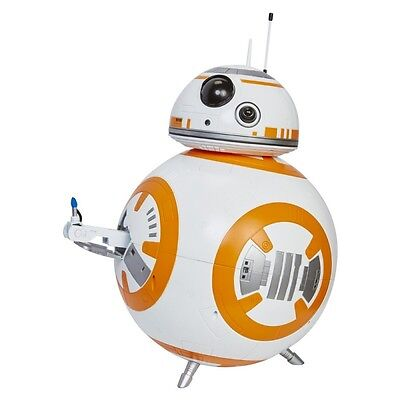Figurine BB-8 électronique 40 cm Collector - STAR WARS - Licence : Star Wars