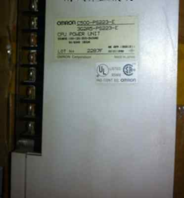1PC Used Omron Power Supply C500-PS223-E 3G2A5-PS223-E tested