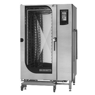 Blodgett BCT-202E Roll-in Combination-Oven/Steamer with Touchscreen Controls
