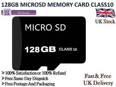 Wholesale 5/10/20X128GB TF Flash Micro SD Memory Card Class10  For All Mobiles