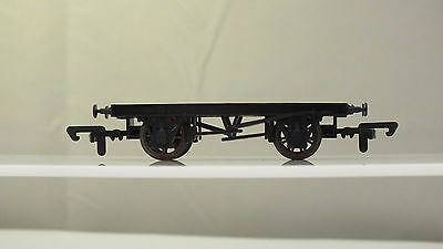 B543  Dapol 5 Plank Preston Worcester Open Wagon Chassis And Box