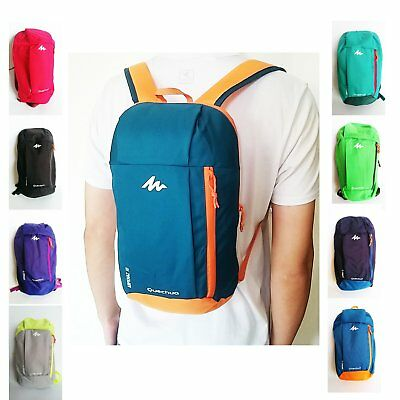 Quechua Hiking Water Repellent Mini Backpack Rucksack Arpenaz 10L