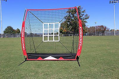 Baseball Practice Net Batting Pitching Hitting Softball Thrower Strike Zone cage