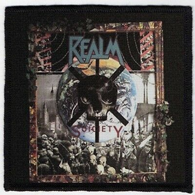 Realm Patch / Speed-Thrash-Black-Death Metal