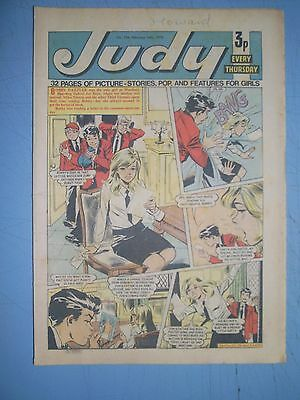 Judy issue 736 dated February 16 1974