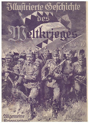 ORIG WW1 GERMAN WEEKLY ILLUSTRATED WAR MAGAZINES! TREAS TROVE of HISTORIC IMAGES