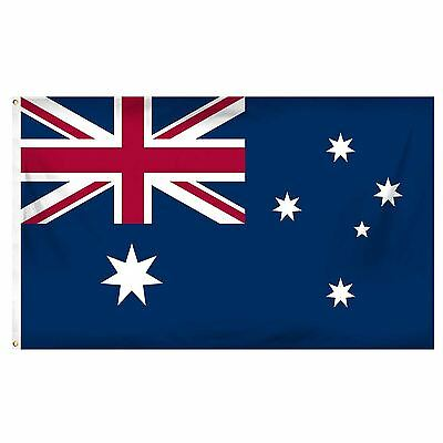 Australia National Flag 5x3ft Polyester World Country Flags Would Cup Football