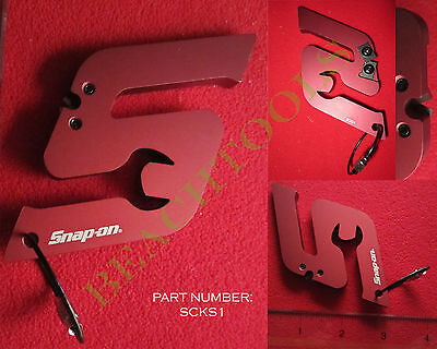 New Snap On Logo Aluminum Carbide Knife Sharpener - SCKS1