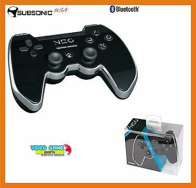 Mando Neo Controler SUBSONIC PS3 / Bluetooth Controller for Playstation 3