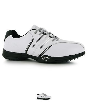 DI MODA Callaway Chev Multi ll Golf Shoes Mens White/Grey
