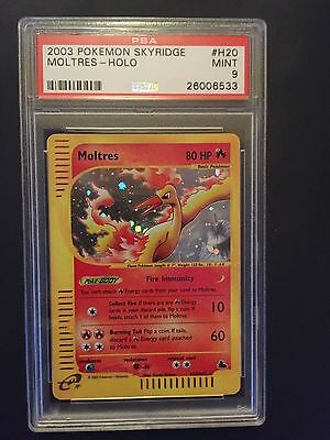 Pokemon SKYRIDGE HOLOS #H1-H32, #145-#150 RARES PSA 9 AND 10!!!