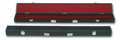 Koffer Standard 1/1 schwarz - Billard Queue Koffer - Pool Cue Case