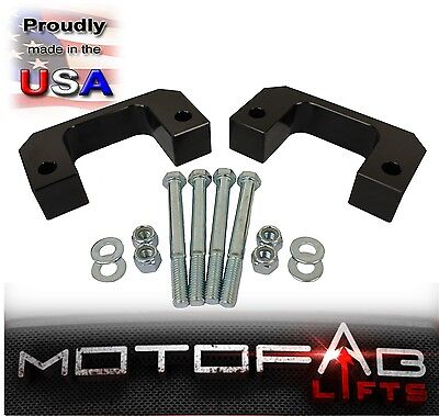 """2.5"""" Front Leveling lift kit for Chevy Silverado  2007-2018 GMC Sierra GM 1500"""