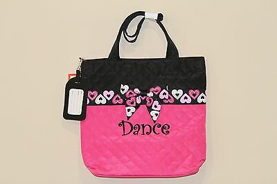 Sassi Bags HRT-01 Quilted Heart Dance Tote