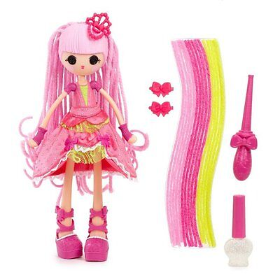 Lalaloopsy Girls Crazy Hair Doll - Jewel Sparkles