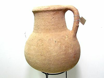 ancient pottery of the holy land israelite jug P3805
