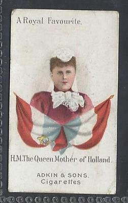 Adkin - A Royal Favourite - Hm The Queen Mother Of Holland