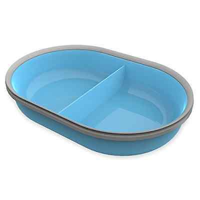 SureFeed Split Bowl Blue - SAME DAY DISPATCH