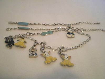 Webkinz Charms-6 and Chains-3 No Codes
