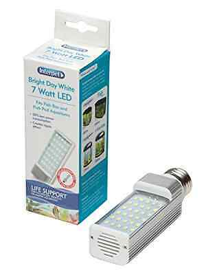 Interpet Bright Day LED Energy Saving Lamp White 7 W - SAME DAY DISPATCH