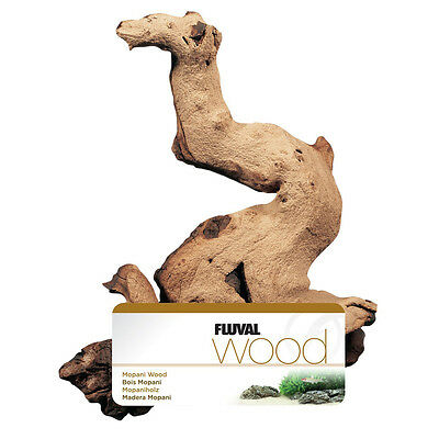 Marina Aquarium Mopani Driftwood Ornamental Root Decor Small - UK SELLER
