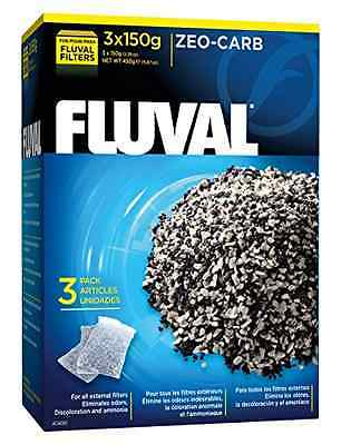 Fluval Zeo-Carb - 450g - SAME DAY DISPATCH