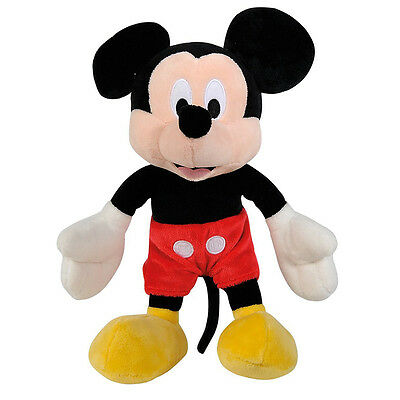 Disney 5872632 Mickey Mouse Core Range Soft Toy 25 cm - SAME DAY DISPATCH